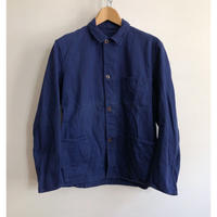 30's Belgian Cotton/Linen Work Jacket Dead Stock