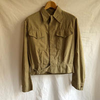 40's British Army (Royal Indian Army?) Aertex Battle Dress Jacket