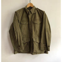 "50's French Army M47 Field Jacket Good Condition ""22""/1"