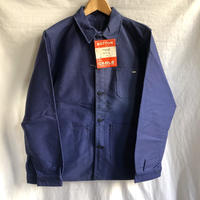 "60's Ink Blue Moleskin Coverall Dead Stock Made by ""BOTTON le CABLE""/1"