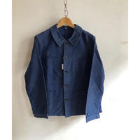 50's Ink Blue Moleskin Coverall.