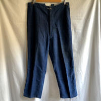 40's Thin Twill Work Trousers.