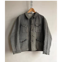 40's Animal Buttons Hunting Jacket