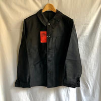 Early50's Black Moleskin Coverall Dead Stock Made by Dubure&Deverchere