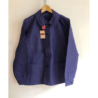 "Later 40's  ""Le Doyen"" Lightweight Cotton Work Coverall Dead Stock"