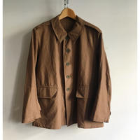 "1942 French Military Issue ""Bourgeron"" Jacket"