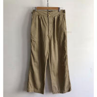 1952 Royal Australian Army Studs Chino Trousers Good Condition/4