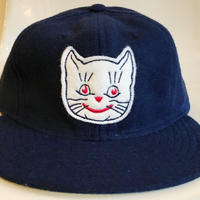 Ebbets field Flannels KANSAS CITY KATZ Base Ball Cap