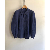 "30's Indigo Metis French Coverall Made by ""PTT"""