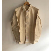 Early 50's French Natural HBT Coverall Dead Stock