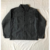 Later 50's Black Moleskin Shirts Jacket Pattern.