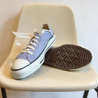 90's MADE IN USA CONVERSE ALL STAR Low Cut 箱付き Dead Stock Size 8 Purple Cloud