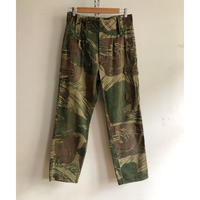 60's〜70's Rhodesia Camo Combat Trousers