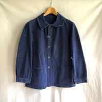 Later1940's〜Early1950's French Military HBT Fabric Work Jacket.