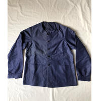 "30's Ink Blue Moleskin Coverall Dead Stock Made by ""CREPIER"""