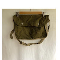 30's〜40's French Army Linen Bread Bag Dead Stock