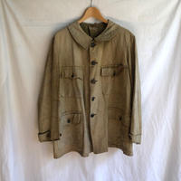 Later1930's〜1940's Brown Metis Hunting Jacket