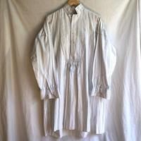 〜1920's Unusual Collar Printed Shirt