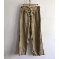 50's Royal Australian Army Studs Chino Trousers Good Condition/5