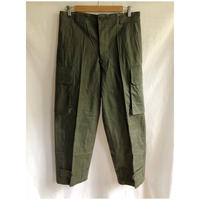 """60's French Army M47 Field Trousers Dead Stock """"13"""" (Non Wash)"""