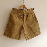 "50's〜60's Royal ""?"" Army  British Colony Shorts Good Condition"
