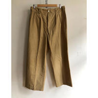 40's French Army Chino Trousers.