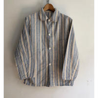 "1945 British Prisoner (For Prison Camp?)  Sleeping Jacket.  Dead Stock ""After Washed"""