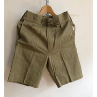 Royal Austlarian Army Double Buckels Gurkha Shorts Dead Stock Khaki