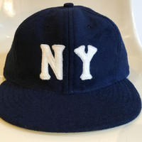Ebbets Field Flannels NEW YORK BLACK YANKEES Base Ball Cap