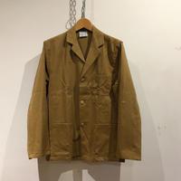 60's Change Button British Lapel Work  Jacket  Dead Stock