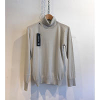 "JOHN SMEDLEY ""HAWLEY"" Turtle Neck Sea Island Cotton"