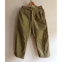 "50's〜60's Royal Australian Army Issue ""Gurukha"" Trousers/1"