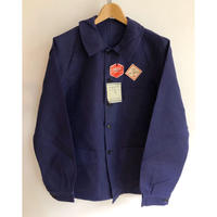 40's Lightweight Cotton Work Coverall Dead Stock