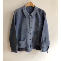 "40's Patched Repaired Moleskin ""BORO"" Jacket/3"