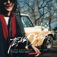 TEARDROPS  'MIXIN'LOVE TOUR' FIRST LEG Vintage Vault vol.3 (2CD)生産限定商品