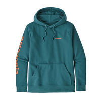 [39566]M's Text Logo Uprisal Hoody