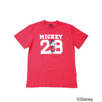 DISNEY 28 MICKEY T / GDS-RD001  RED
