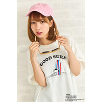 GP×SNOOPY SURF T / WHITE GST-001
