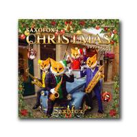 CD&DVD『サキソフォックスのクリスマス』