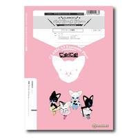 CCka010 楽譜『ベイビーメドレー 〜こんにちは赤ちゃん・Baby Face・Pretty Little Baby〜』(クラリネット四重奏)