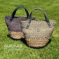 CL3245 アバカ✖️バンクアンバスケット CLEDRAN(クレドラン)