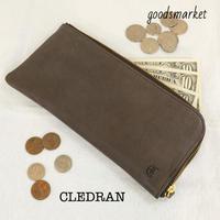 CL3126  GRANDI グランディ スリムウォレット CLEDRAN(クレドラン)