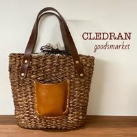 CL3067 ワンポケットバスケット CLEDRAN(クレドラン)