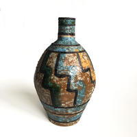 Hand Painted Italy Vase