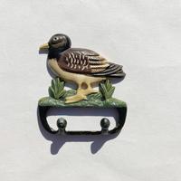 Metal duck hook
