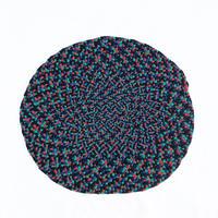 Chindi Circle Rug