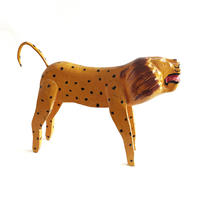Mexican folk art Lion