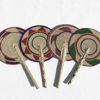 Handmade in Sri Lanka  Palm Leaves Fan