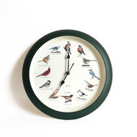 Audubon Society Spring Bird Wall Clock
