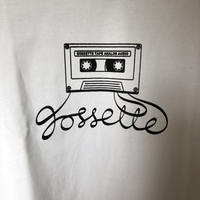 GOSSETTE TAPE RECORDS Tシャツ